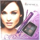 Rimmel Sexy Curves Mascara & Eyeshadow Quad Set