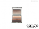 Cargo Essential Eye Shadow Palette - Dark Neutral