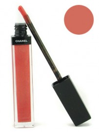Chanel Aqualumiere Gloss High Shine Sheer Concentrate - 77 Tangerine Dream