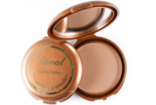 Laval Salon Deluxe Bronzing Powder - Medium Matt