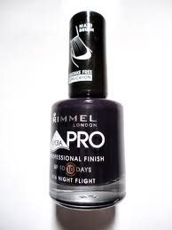 Rimmel  Lycra Pro Nail Varnish - 416 Night Flight
