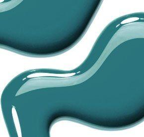 Rimmel  Lycra Pro Nail Varnish - 371 Sea Green