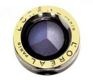 L'Oreal Color Appeal Trio Pro Eye Shadow - 411 Stay Blue