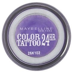 Maybelline Color Tattoo 24hr Cream Gel Eyeshadow - 15 Endless Purple