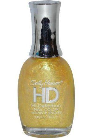 Sally Hansen HD Hi Definition Nail Color - 12 Hue
