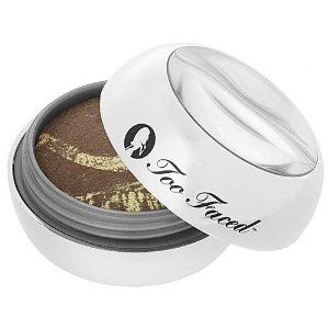 Too Faced - Galaxy Glam Baked Iridescent Eyeshadow - Amber Asteroid