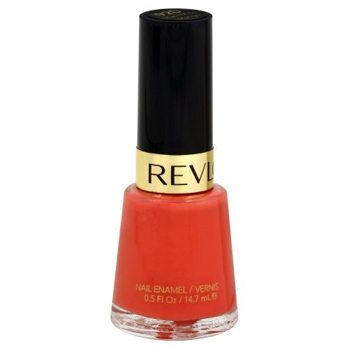 Revlon Nail Enamel - 920 Make Mine Mango