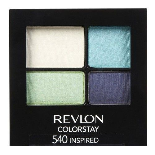 Revlon ColorStay 16 Hour Quad Eye Shadow - 540 Inspired