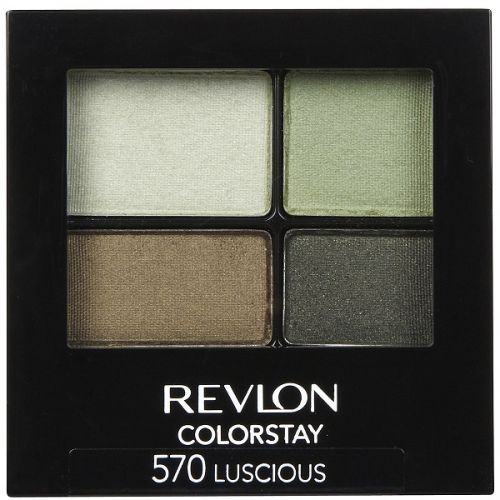 Revlon ColorStay 16 Hour Quad Eye Shadow - 570 Luscious