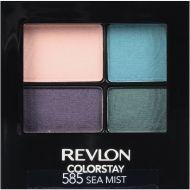 Revlon ColorStay 16 Hour Quad Eye Shadow - 585 Sea Mist