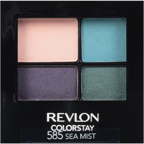 Revlon ColorStay 16 Hour Quad Eye Shadow - 585 Sea Mist