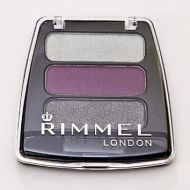 Rimmel Colour Rush Trio Eye Shadow - 747 Dark Angel