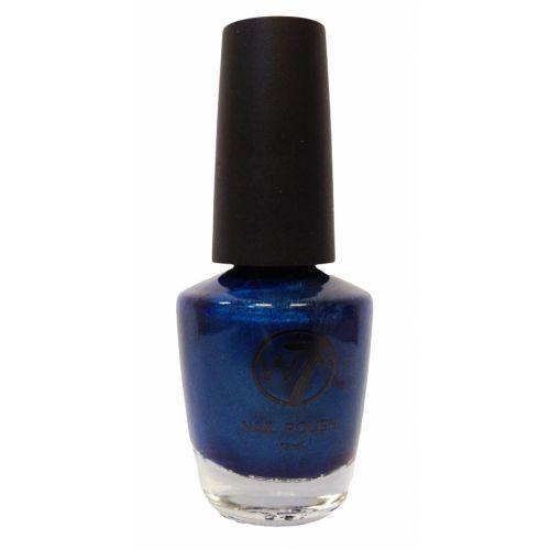 W7 Blue Magnetic Nail Polish