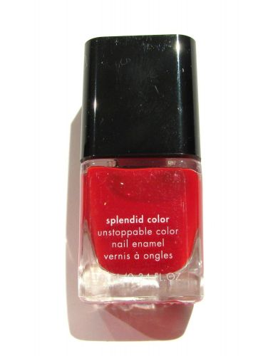 Calvin Klein Splendid Color Nail Enamel - Salmon