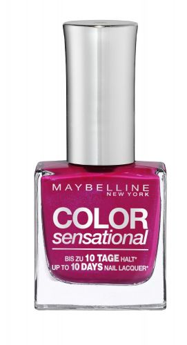 Maybelline Colour Sensational Nail Polish 190 Strawberry Crush