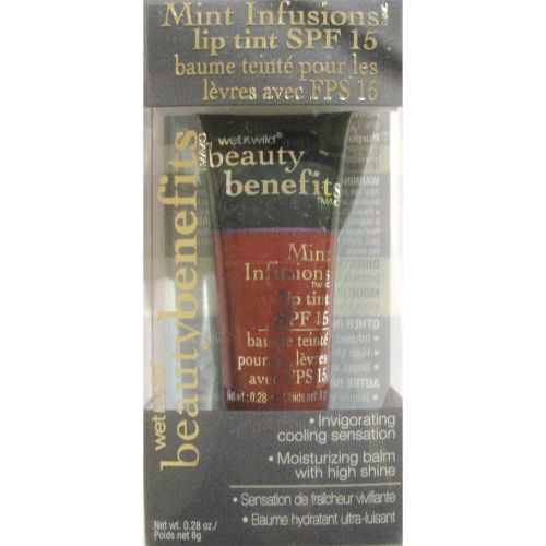 Wet n Wild Beauty Benefits Mint Infusion Lip Tint - Berry Mint