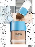 Almay Wake Up Hydrating Makeup - Ivory