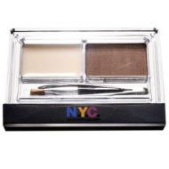 NYC Browser Brush On Brow - Smoke