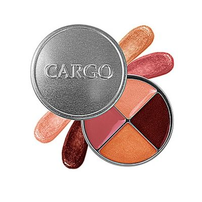 Cargo Lip Gloss Quad - Argentina