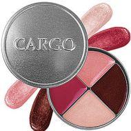 Cargo Lip Gloss Quad - Oceania