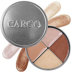 Cargo Lip Gloss Quad - South Beach