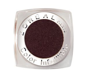 L'Oreal Color Infaillible Eyeshadow - 013 Burning Black