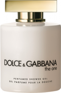 Dolce and Gabbana The One Perfumed Shower Gel 100ml For Women