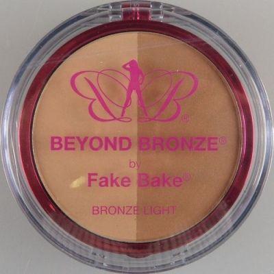 Fake Bake Beyond Bronze Compact Bronzer - Bronze Light