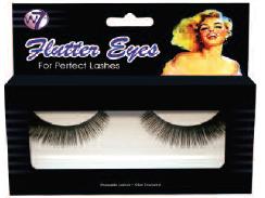W7 Flutter Eyes False Lashes 4484