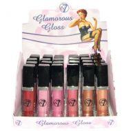 W7 Glamorous Gloss Lip Gloss - Shade 1