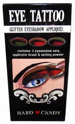 Hard Candy Eye Tattoo - 124 Glitter Eye Shadow Appliques