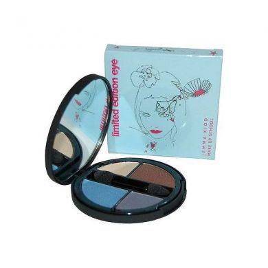 Jemma Kidd Make Up School Eye Wardrobe - Enchanting Summer