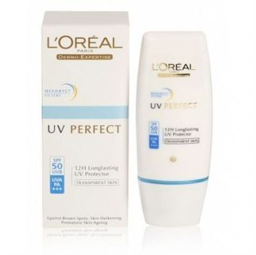 L'Oreal Dermo Expertise UV Perfect Long Lasting UVA UVB Protector SPF 50