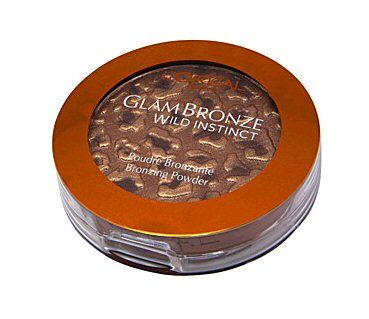 L'Oreal Glam Bronze Wild Instinct Bronzing Powder - 303 Dark Born To Be Wild
