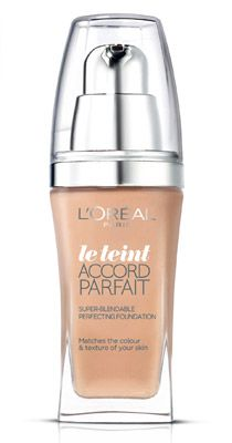 L'Oreal Le Teint Accord Parfait Foundation Rose Beige