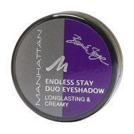 Manhattan Duo Endless Stay Cream Eyeshadow 3 Purple Pankow
