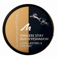 Manhattan Duo Endless Stay Cream Eyeshadow 4 Strange Nights