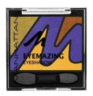 Manhattan Eyemazing Quad Eyeshadow Palette No 2