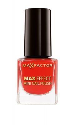 Max Factor Max Effect Mini Nail Polish - 11 Red Carpet Glam
