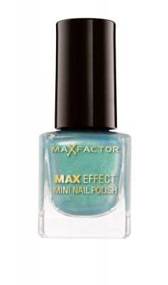 Max Factor Max Effect Mini Nail Polish - 14 Dazzling Blue