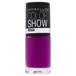 Maybelline Color Show Nail Polish 186 Fuchsia Fever