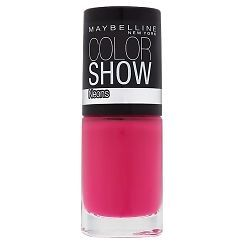 Maybelline Color Show Nail Polish 188 Electric Pink