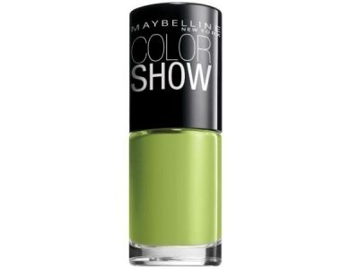Maybelline Color Show Nail Polish 190 Green Zing
