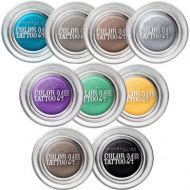Maybelline Color Tattoo 24hr Cream Gel Eyeshadow - 50 Eternal Silver