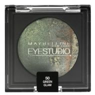 Maybelline EyeStudio Color Cosmos Duo Eyeshadow - 50 Green Glam