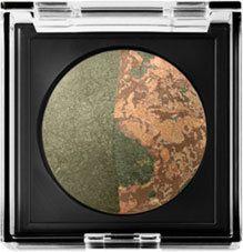 Maybelline EyeStudio Color Cosmos Duo Eyeshadow - 51 Savanna Green