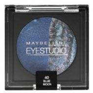 Maybelline EyeStudio Color Cosmos Duo Eyeshadow  - 40 Blue Moon