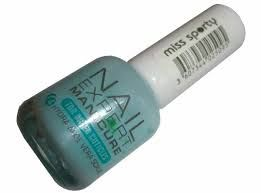 Miss Sporty Nail Expert Manicure For Dried Cuticles With Aloe Vera Scrub