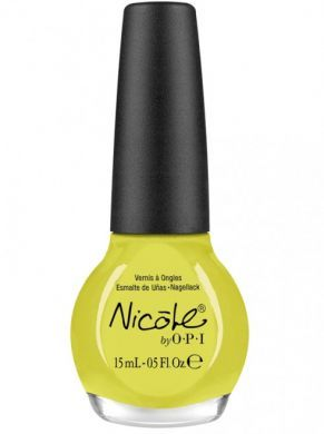 Nicole By OPI Kardashian Color Ladies In The Lime Light