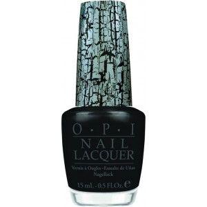 OPI Black Shatter Nail Polish